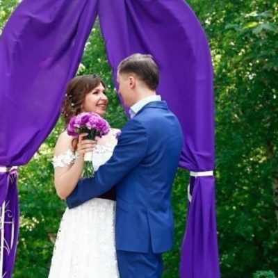 Свадьба Александра и Любы