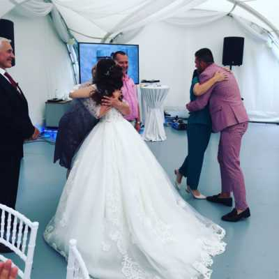 Свадьба Константина и Ольги